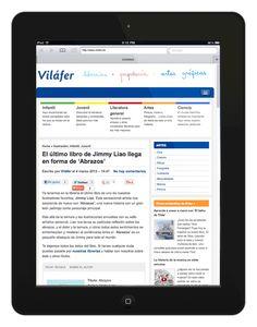 Diseño Web Viláfer y Aplicaciones   María Vilarino