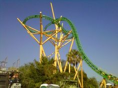 Cheetah Hunt, The most fun coaster in the state of Florida