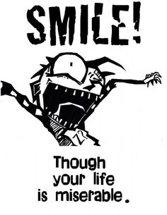 Smile, Nny. by arcaneEquinox.deviantart.com on @DeviantArt