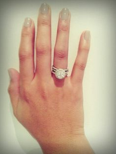 My engagement ring #perfect