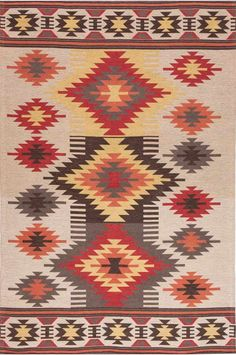 Ocrul Wool Rug La Redoute Interieurs Rugs Stylish Soft Furnishings Ii Pinterest And