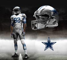 Nike NFL Pro Combat Uniform Concepts on Behance