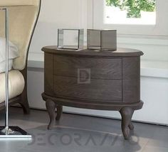 #bedsidetable #furniture #furnituredesign #furnishings #interior #design #designidea #home тумба прикроватная Volpi Contemporary Night, 9CAG-002-0DM
