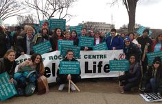 March 4 Life 2015 More photos on our website http://respectlife.drvc.org/thoughts-march-life-2015/