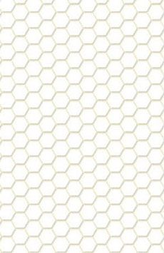 Small white hex tiles for bathroom? superior-dollhouse-miniatures.com