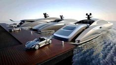 Super Cars & Super Yachts