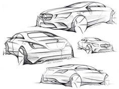 Mercedes-Benz CLA: Jung. Brutal. Gutaussehend. - DESIGNLOVR