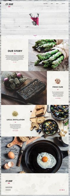 Creative Web Designs for inspiration #2015. If you like UX, design, or design thinking, check out theuxblog.com