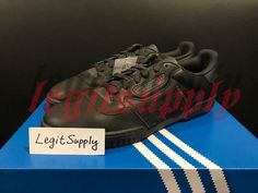 7203d58c1681 Adidas Yeezy Powerphase Calabasas 4-13 Triple Black CG6420 Kanye West More  on this Adidas