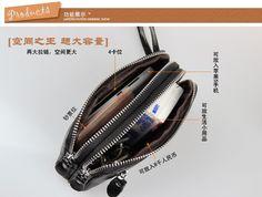 MeiyaShidun women purse 100% Genuine leather wallets lady clutch bag real cowskin leather wallets double zipper small clutch bag
