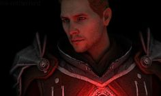 Hot diggity damn!!! That red glow really suits Cullen  -FadeBlack☠ • • • ➡️CREDIT: Lehira-Rutherford on DeviantArt ⬅️ • • ADMIN: @fade_black_games @sylplaysgames • • • { #dragonage #dragonageorigins #dragonage2 #dragonageinquisition #inquisition #cullen #thatlook #cullenrutherford #cullywully #commander #mylove #templar #sexyaf #commandercullen #broody #bioware #ps4 #xbox #pc #pcgaming #gamer #gaming #gamergirls #instagamer #instadaily #instalike #instafollow #followus }