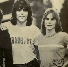 Featuring Duncan Faure and Trevor Rabin in the photo. Rock Bands, Rock And Roll, 1970s, Singers, African, Memories, T Shirts For Women, Vintage, Fashion