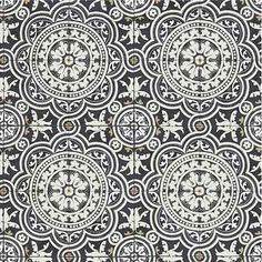 Cole & Son Wallpaper at discount prices. Cole & Son has a love for big and bold patterns. is your authorized dealer for Cole & Son Wallpaper. Tile Wallpaper, Wallpaper Roll, Paper Wallpaper, Wallpaper Backgrounds, Moroccan Wallpaper, Wallpaper Decor, Wallpaper Online, Teal And Gold, Blue And White