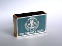 Vintage American Airlines Matchbox/Matches, 1960's ...when we could smoke on the plane...
