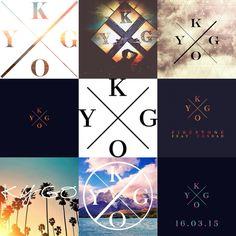 Kygo logo's