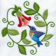 Machine Embroidery Designs at Embroidery Library! - Color Change - A7494