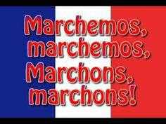 """""""La Marseillaise"""" con SubTitulos en Frances & Español ◘ VideoClip▶"""