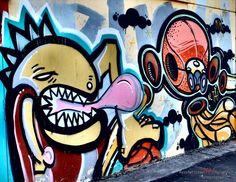 #murales #graffiti #colore