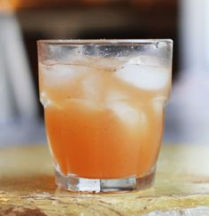 This tart, bright, and peppery grapefruit cocktail awakens the senses and refreshes the palate.