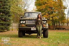 Miss Mopar and The Dodge Power Wagon Facebook.com/MissMopar