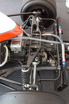 McLaren Cosworth (Chassis - 2013 Goodwood Festival of Speed) High Resolution Image