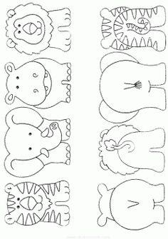 Ön arka kavramı çalışma sayfası etkinlikleri ile vahşi hayvanlar, aslan, fil, su aygırı ön arka yön kavramları çalışmaları etkinliği örnekleri kağıdı indirme, çıktı yazdırma. Free front side and back worksheets download printable.