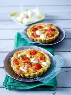 Tarteletts Caprese Tomate Mozzarella: 21 Rezepte