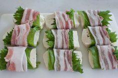 豆腐と大葉の豚バラ巻き by tomoko | レシピサイト「Nadia | ナディア」プロの料理を無料で検索