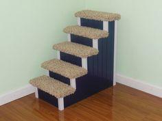 Elegant Dog Stairs Cat Stairs Designer Dog Stairs By HamptonBayPetSteps