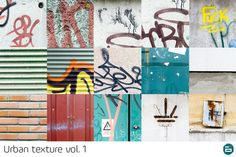 Check out Urban texture bundle by Digital Infusion on Creative Market Website Background Design, Original Image, Overlays, Backgrounds, Banner, Design Inspiration, Neon Signs, Urban, Texture