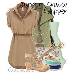 Jungle Cruise Skipper
