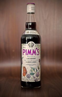 culinarychannel:  Limited Edition Pimm's by Edward Lakeman. Photograph by EatWell