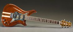 Scott Walker Guitars  -  The Atrezzo
