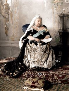 GOD SAVE THE QUEEN. From Queen Victoria to the present. I respect the grand history of the British Royal Family and strive to remain as impartial as possible. *And I also do not own a thing*
