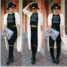 Carmen Alexandra's style