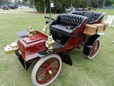 1904 Cadillac Touring -