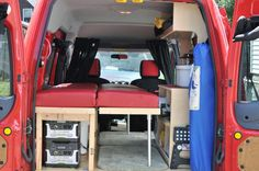 2010 Ford Transit Connect Conversion