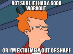 Fitness Motivation Funny Humor Quote ~ Comment below letting me know what you would like to see more of!
