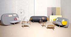 Sancal's*Geometric Float sofa, modern design, contemporary furniture, http://designgallerist.com/blog/sancalsgeometric-float-sofa/
