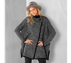 Svetr ve střihu pláště | blancheporte.cz #blancheporte #blancheporteCZ #blancheporte_cz #novakolekce #zima Duster Coat, Jackets, Fashion, Down Jackets, Fashion Styles, Jacket, Fashion Illustrations, Trendy Fashion, Moda