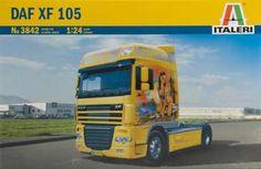 Italeri 1/24 DAF XF105 Road Haulage Tractor