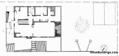 Gehry Residence / Frank Gehry Gehry_House_Floor_2 – ArchDaily