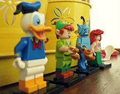 Ma collection Lego Disney :D #Lego #Disney