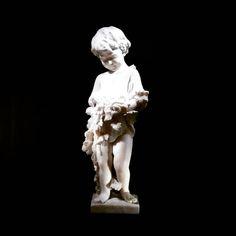 "Raffaele Belliazzi ""putto vendemmiatore"" #italianart #artofXIX #sculpture #art #artist #artwork #arte #igersnapoli #igersitalia #naples #napoli #picoftheday #picofsaturday"