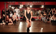"""YANIS MARSHALL HEELS CHOREOGRAPHY """"WOULD YOU MIND"""" JANET JACKSON. FEAT CACHE MELVIN. MILLENNIUM L.A"""