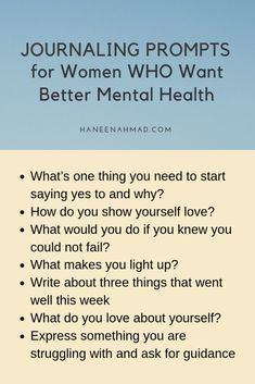 How to start Journaling + Prompts for WOMEN who want Better Mental Health & Stre. - How to start Journaling + Prompts for WOMEN who want Better Mental Health & Stress Management Tips - Mental Health Benefits, Good Mental Health, Mental Health Questions, Stress Management, Motivation, Journal Questions, Therapy Journal, Coaching, Mental Health Journal