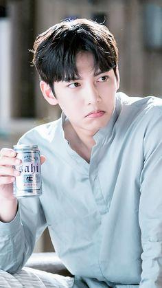 This scene had me 👏👏💙💙 Asian Actors, Korean Actors, Suspicious Partner Kdrama, Ji Chang Wook Photoshoot, Ji Chan Wook, Park Hyung, Empress Ki, Dong Hae, Cute Actors