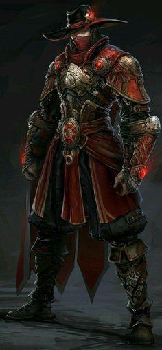 Vampire brawler rogue