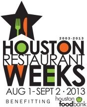 A handy field guide to making the most of Houston Restaurant Weeks.