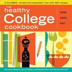 The Healthy College Cookbook - Barnes n Noble